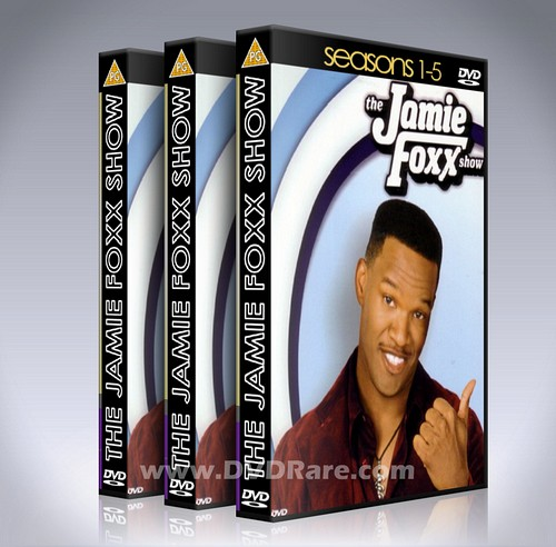 The Jamie Foxx Show DVD - Seasons 1-5